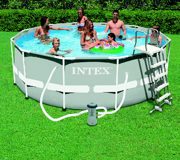 Piscines armature rigide neo pool spa for Piscine hors sol rigide